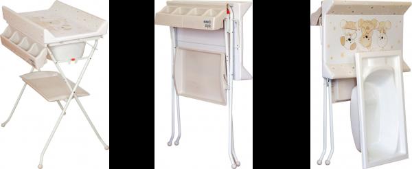 table langer pour petite salle de bain elegant quelles baignoire de b b et table langer choisir. Black Bedroom Furniture Sets. Home Design Ideas