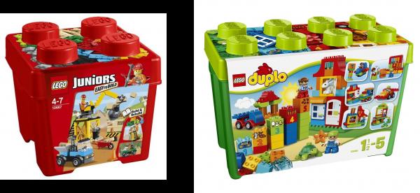 lego pour jeune enfant boite