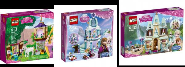 lego pour enfant princesses