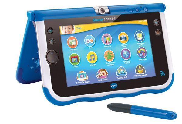 vtech-storio-max tablettes pour enfant