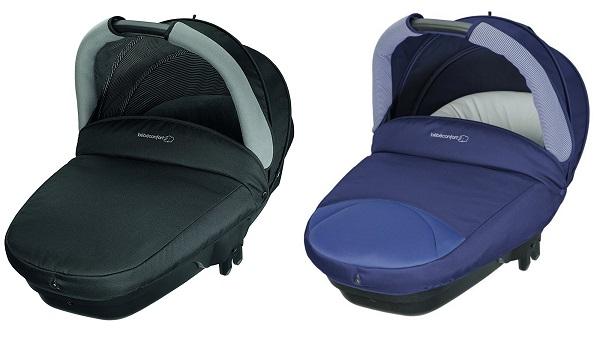 Nacelle Bébé en voiture - BébéConfort