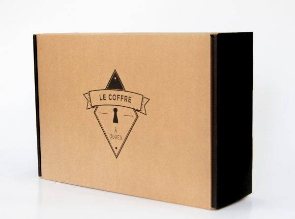 Le Coffre à Jouer - Une Box différente !