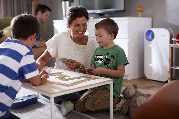Purificateur d'air pour chambre d'enfant