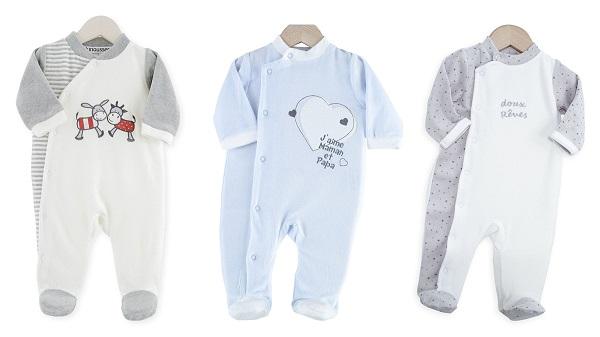 Des Pyjamas en velours