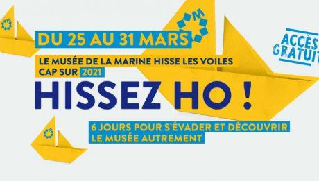 Musée de la marine - Hissez oh
