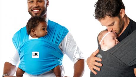Echarpe de portage bébé