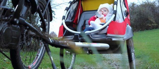 siège complet pour Enfant-Remorque de vélo