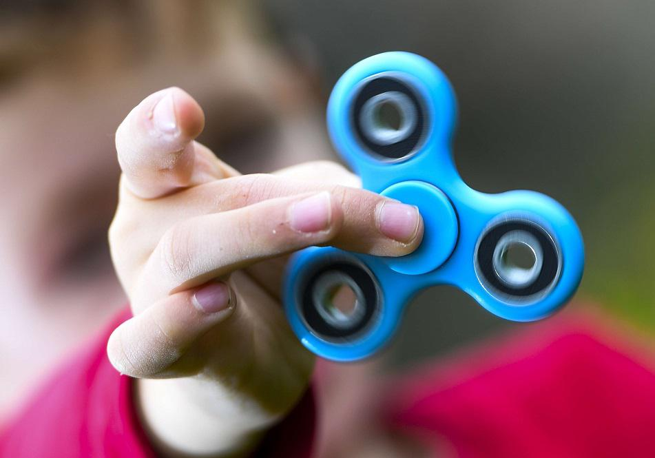 Hand Spinner définition