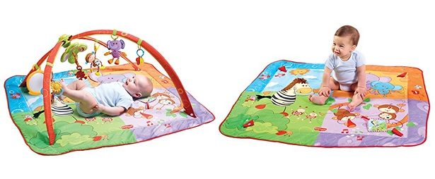 Tapis d'éveil Move & Play