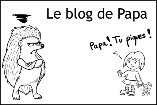Le Blog de Papa Hérisson