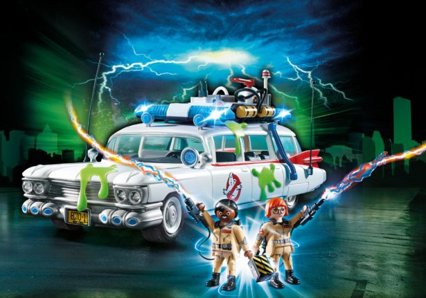 Ghostbusters by playmobil