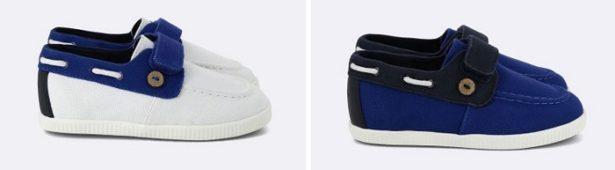 Les chaussures Bateau - Faguo pour enfant
