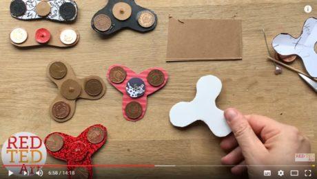 Comment fabriquer un Hand Spinner ?