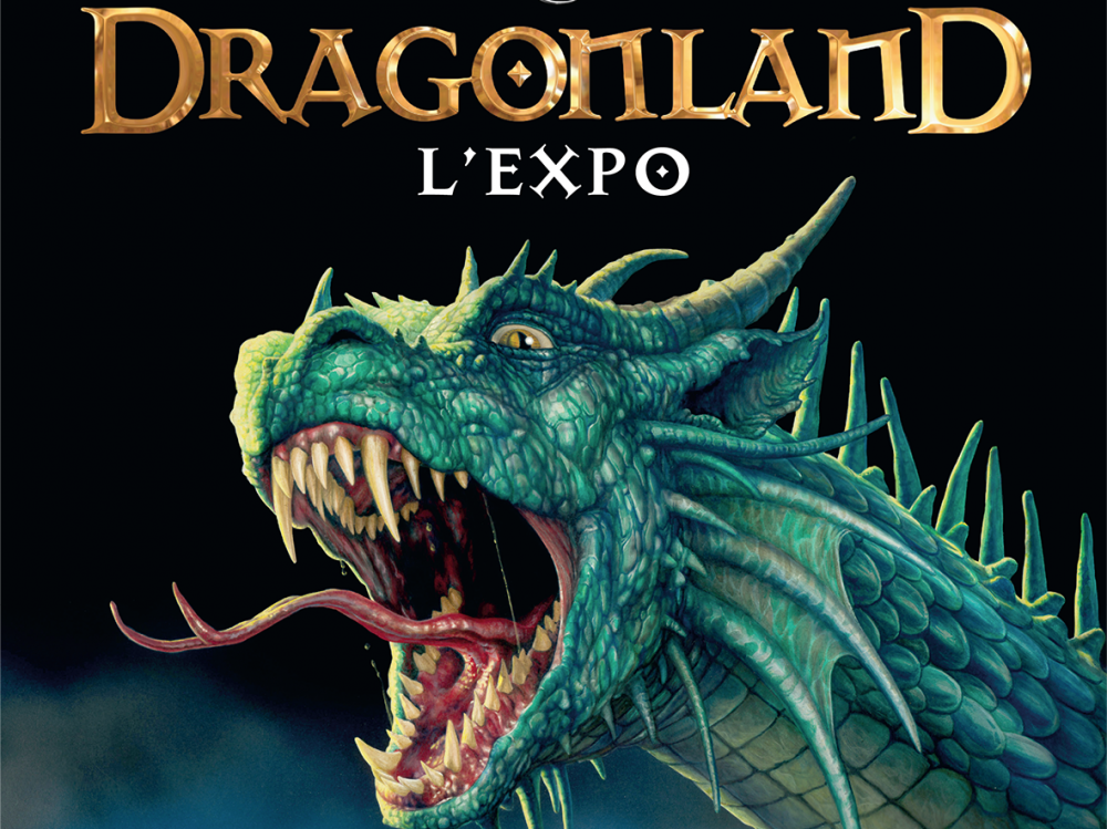 Dragonland, l'exposition des dragons