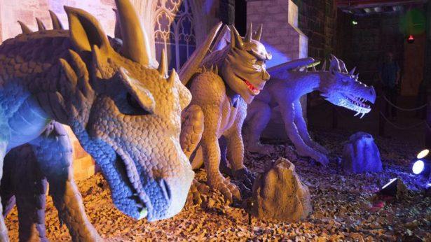 Le mythe devient réalité à Dragonland