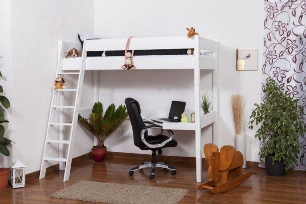 Combiné Lit-bureau pour enfant - aménager la chambre de son enfant