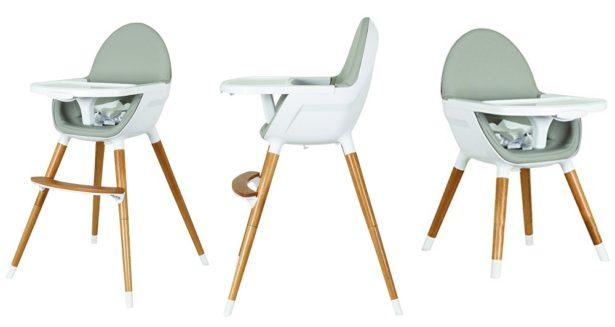 Top 3 des chaises hautes volutives - A quel age mettre bebe dans la chaise haute ...
