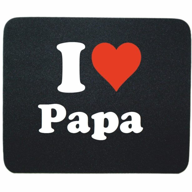 Tapis de souris pour Papa - idées cadeau papa
