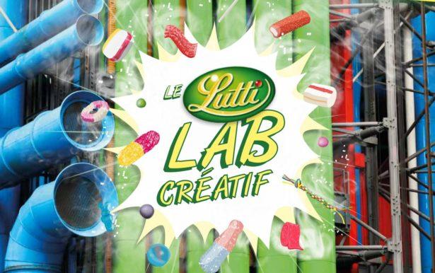 Lutti Lab, une création en famille toute en technologie