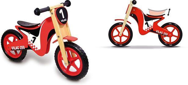 Moto Draisienne en bois - draisiennes enfant