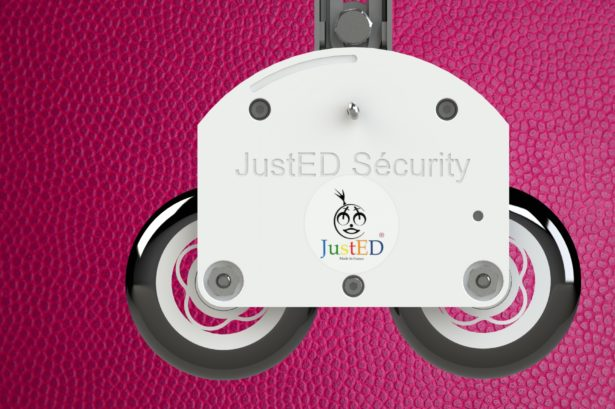 Un concept de stabilisation breveté et sécuritaire JustED