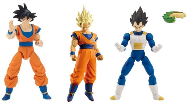 Les figurines Dragon Ball Z