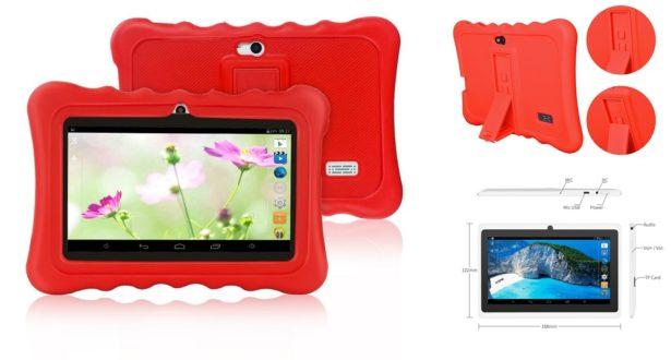 Tablette tactile pour enfant Yuntab 7 pouces