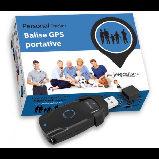 Traceur GPS autonome jelocalise USB Tracker