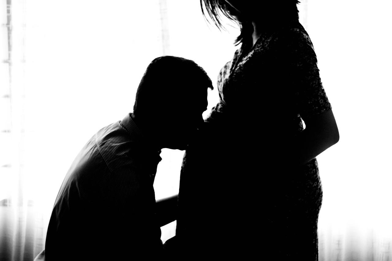 préparations à l'accouchement avec papa