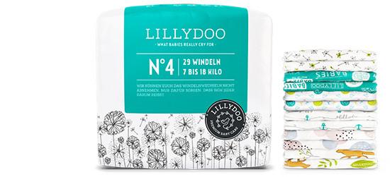 Abonnez-vous à Lillydoo, les couches hypoallergéniques !