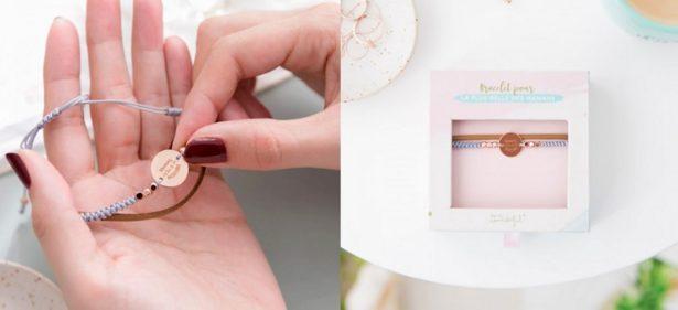 Bracelet Maman, tu es incroyable - idées cadeaux fête des mères 2018