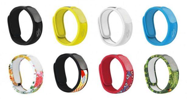 Bracelets Anti-moustiques pour adultes Para'Kito