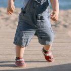 Chaussons en cuir pour bébé - crédit photo maman.info