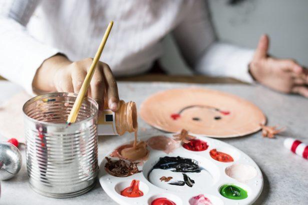 Développez l'éveil et la créativité de vos enfants
