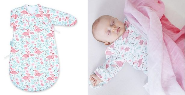 Gigoteuse Flamand Rose - top 5 des gigoteuses pour bébé