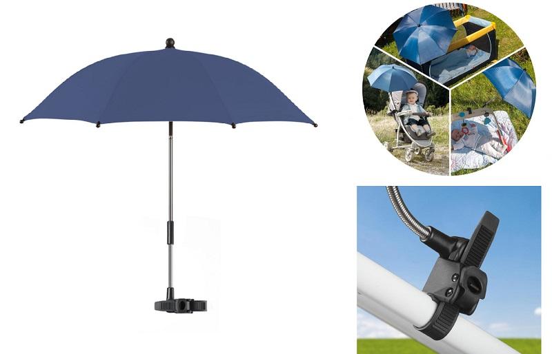 trouver la bonne ombrelle pour sa poussette. Black Bedroom Furniture Sets. Home Design Ideas