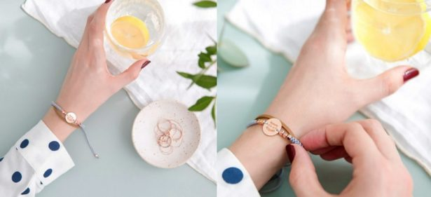 Un joli bracelet au message d'amour - idees cadeaux fête des mères 2018