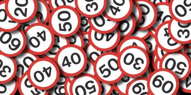 Respectons la vitesse limitée et le code de la route