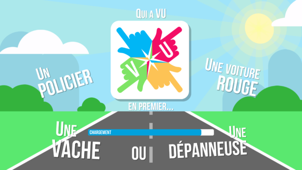 qui a vu - application occuper enfants