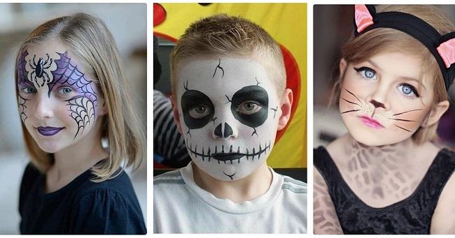 Maquillage Enfant 6 Inspirations A Reproduire Chez Soi Planetepapas Com