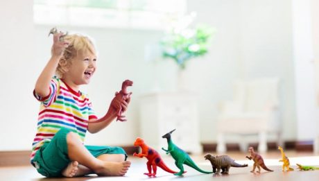 L'exposition fascinante du Monde des Dinosaures !
