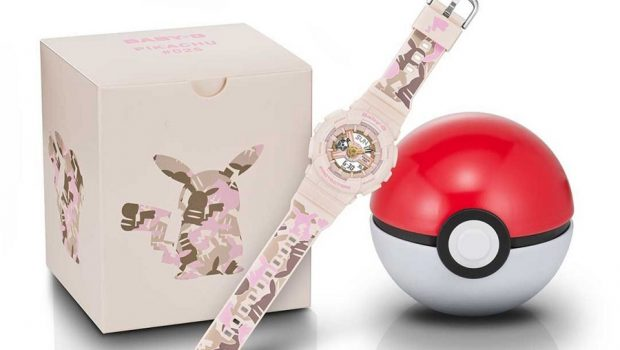 Montre Pokemon BABY-G